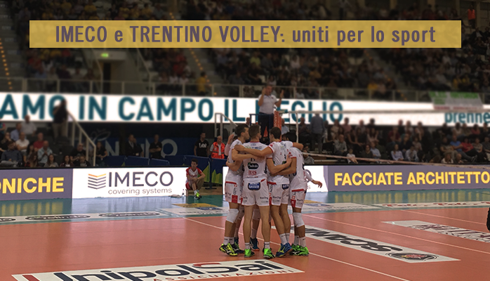 linkedin trentino volley